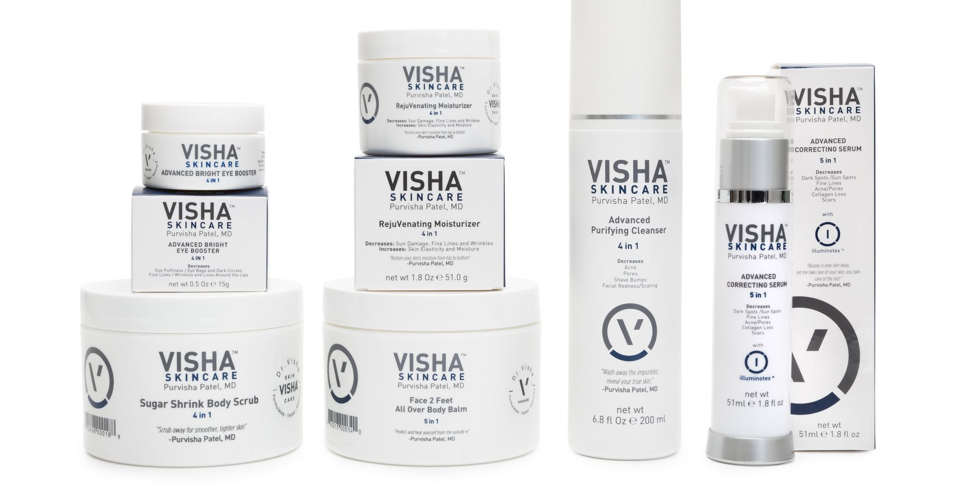 The Doctor's In: Visha Skincare Founder And Dermatologist Purvisha Patel Prescribes Multitasking Natural Products