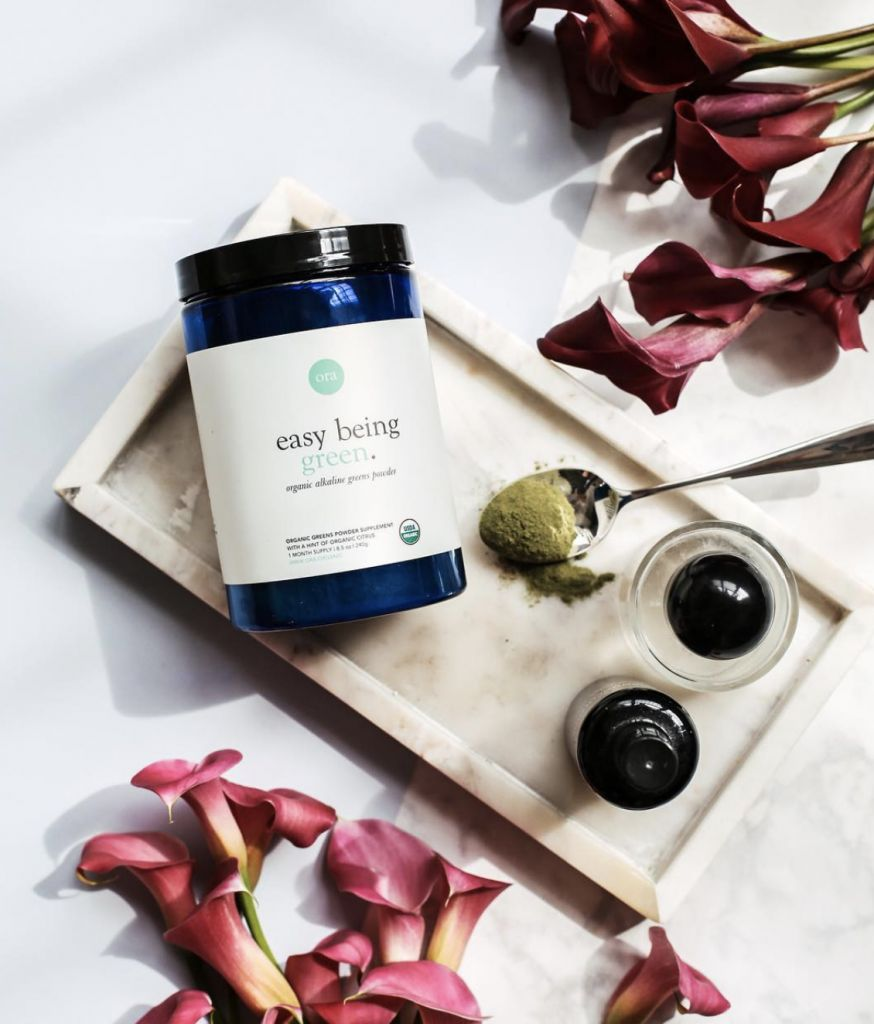 It's easy being green, promises the Ora Organics label for its ingestible supplement. And at IBE, the brand made it easy to sample and enjoy its line of supplements, making it a hit among attendees. (Sizzling Six IBE)