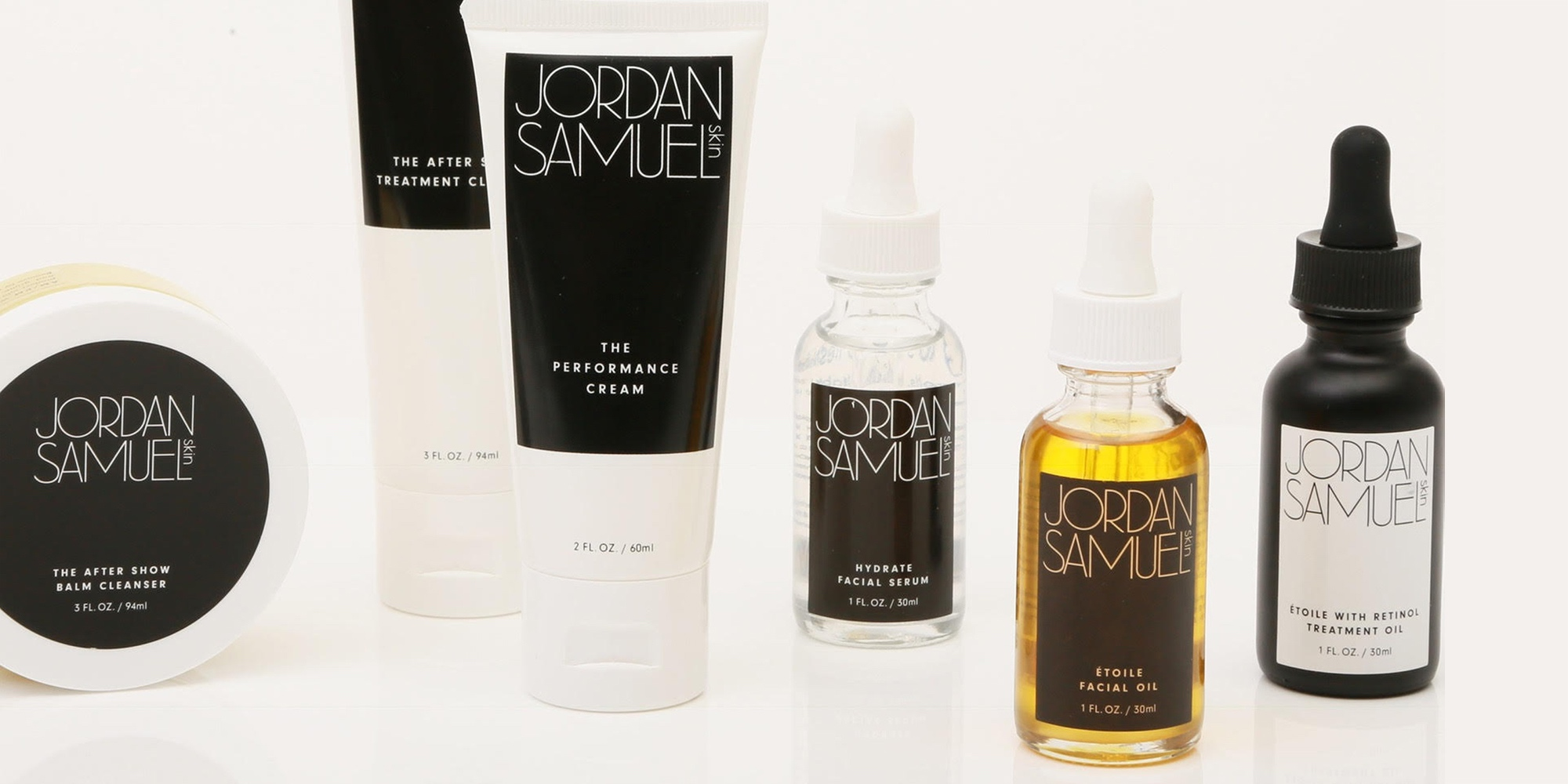 Skincare Brand Jordan Samuel Is Riding A Direct-To-Consumer Model To $1M In Sales This Year