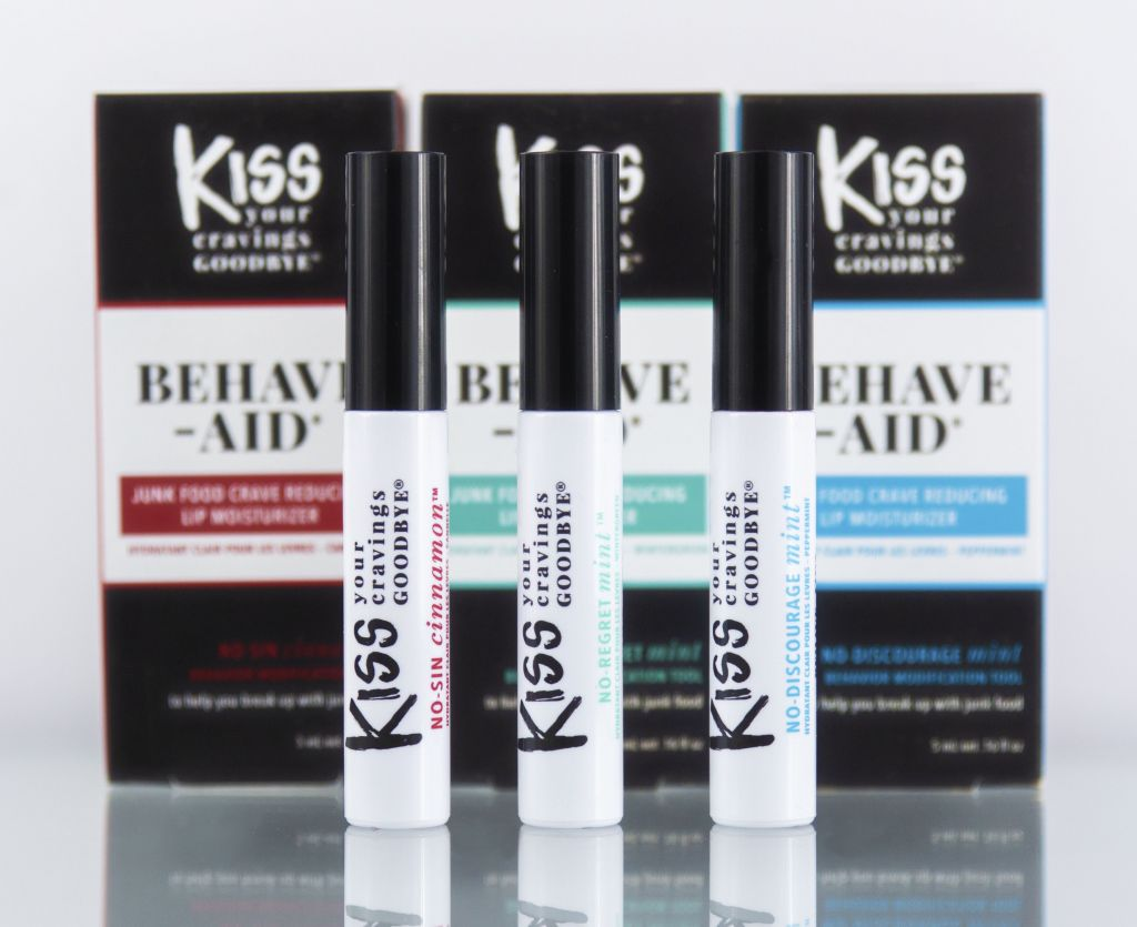 Kiss Your Cravings Goodbye wellness product