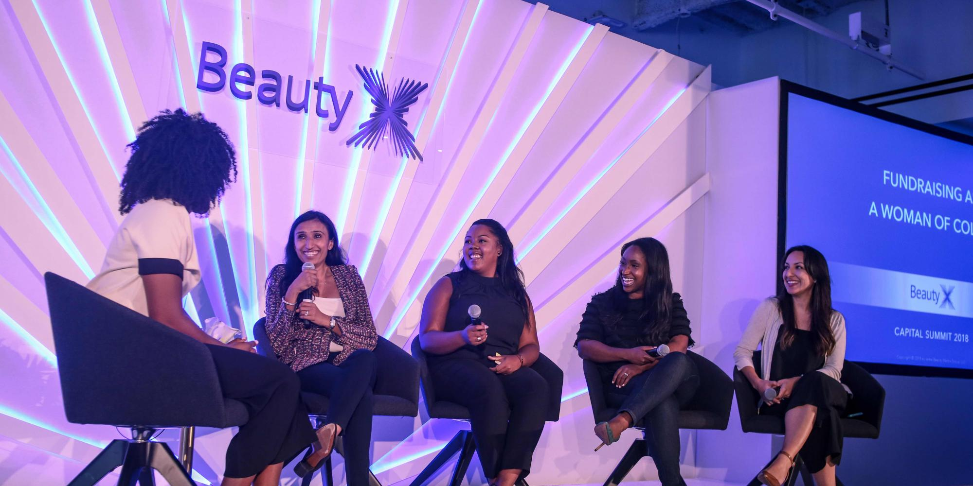Women Of Color Offer Perspectives On Fundraising In The Beauty Industry At BeautyX Capital Summit