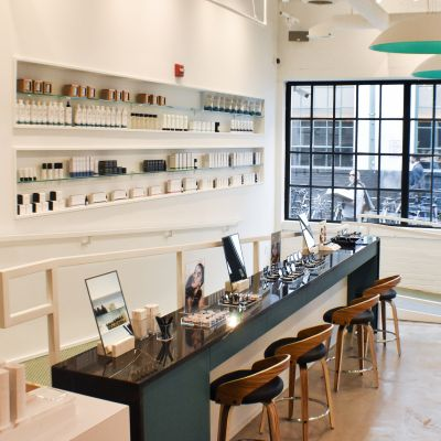 New Boutique Ivy Wild Is Wrapping Washington D.C.'s Millennial Shoppers In Clean Makeup And Skincare