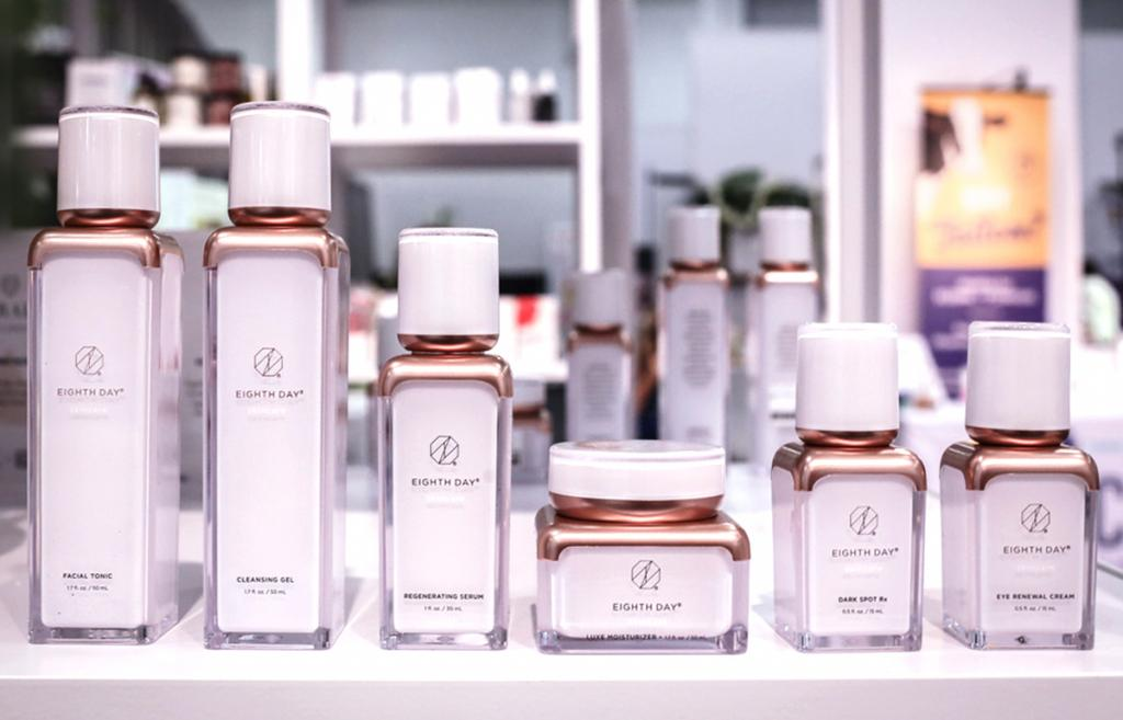 Forward-thinking and consumer-savvy doctors and scientists are looking out from under the microscope and helming brands, Eighth Day Skincare included, that resolve skincare issues while avoiding potentially toxic ingredients. (IBE NY 2018 Biggest Beauty Trends)