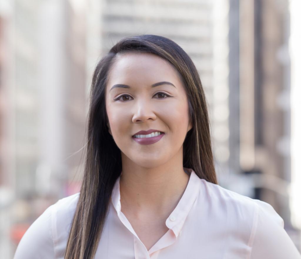 Ashley Ocampo, founder of Haleys Beauty