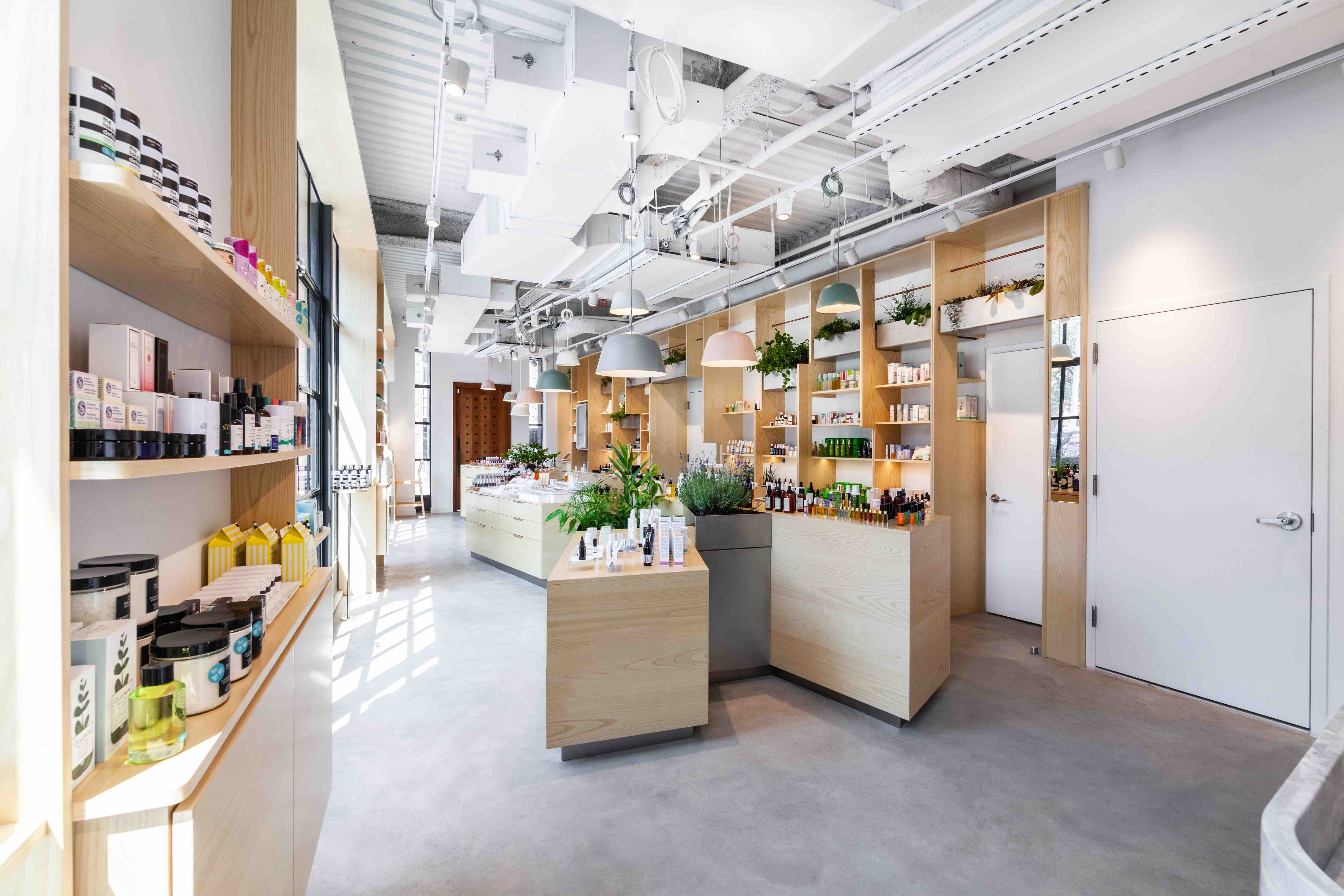 The Detox Market will host an invite-only party at its three-floor New York City location during the Week Of Independent Beauty.