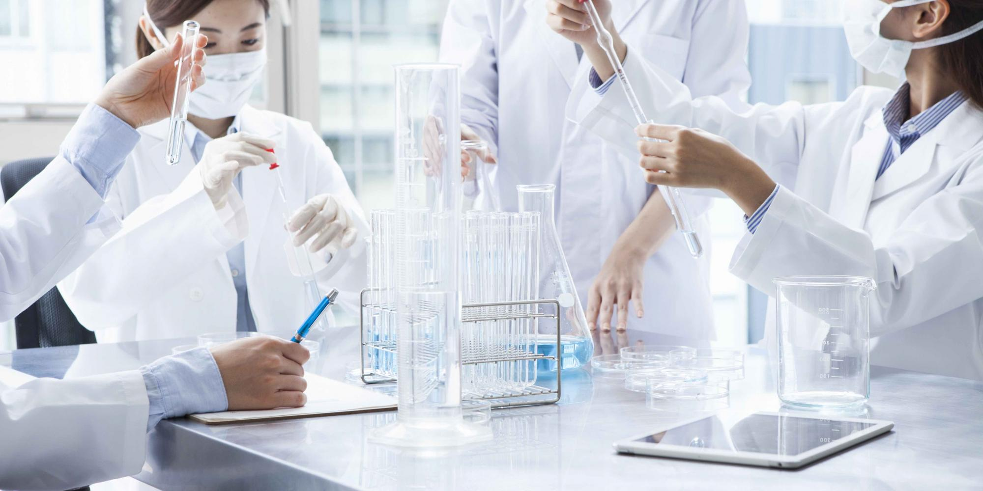 The Perfect Formula: Finding The Right Manufacturing Partner