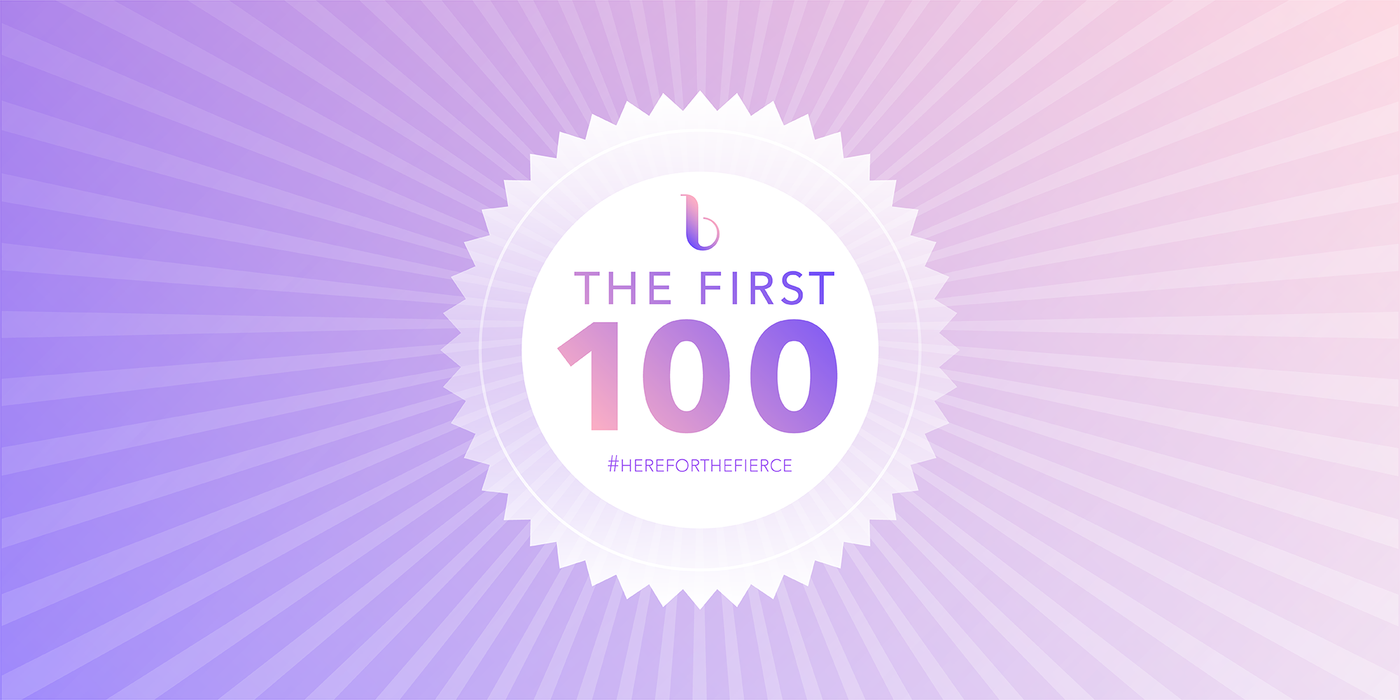 Here's To The First 100 — And All Our Subscribers