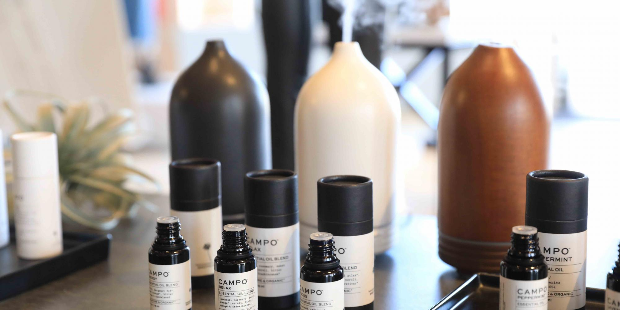 BFFs Jessica Frandson And Jill King Are Breathing New Life Into Aromatherapy With Well-Oiled Luxury Brand Campo