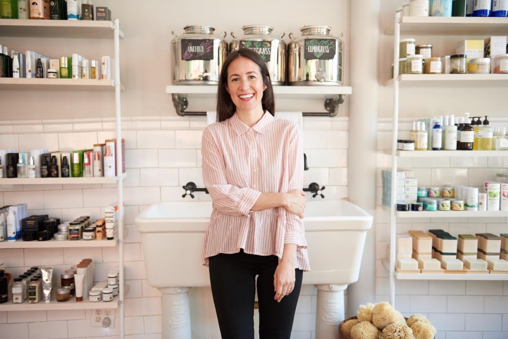 Follain founder and ceo Tara Foley