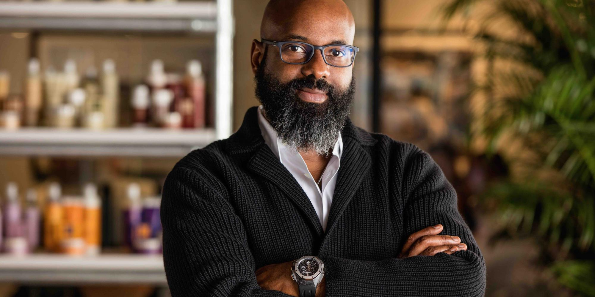 Sundial Brands CEO Richelieu Dennis On What Beauty Entrepreneurs Should And Shouldn't Do When Seeking Capital