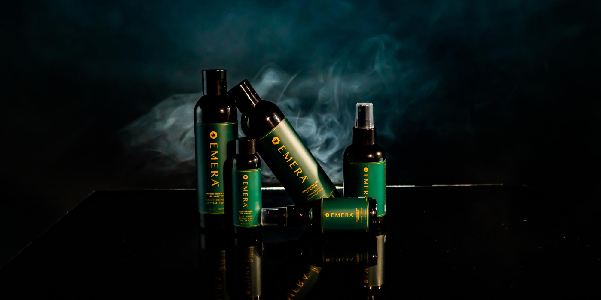 Earthly Body Launches CBD-Infused Professional Haircare Range Emera