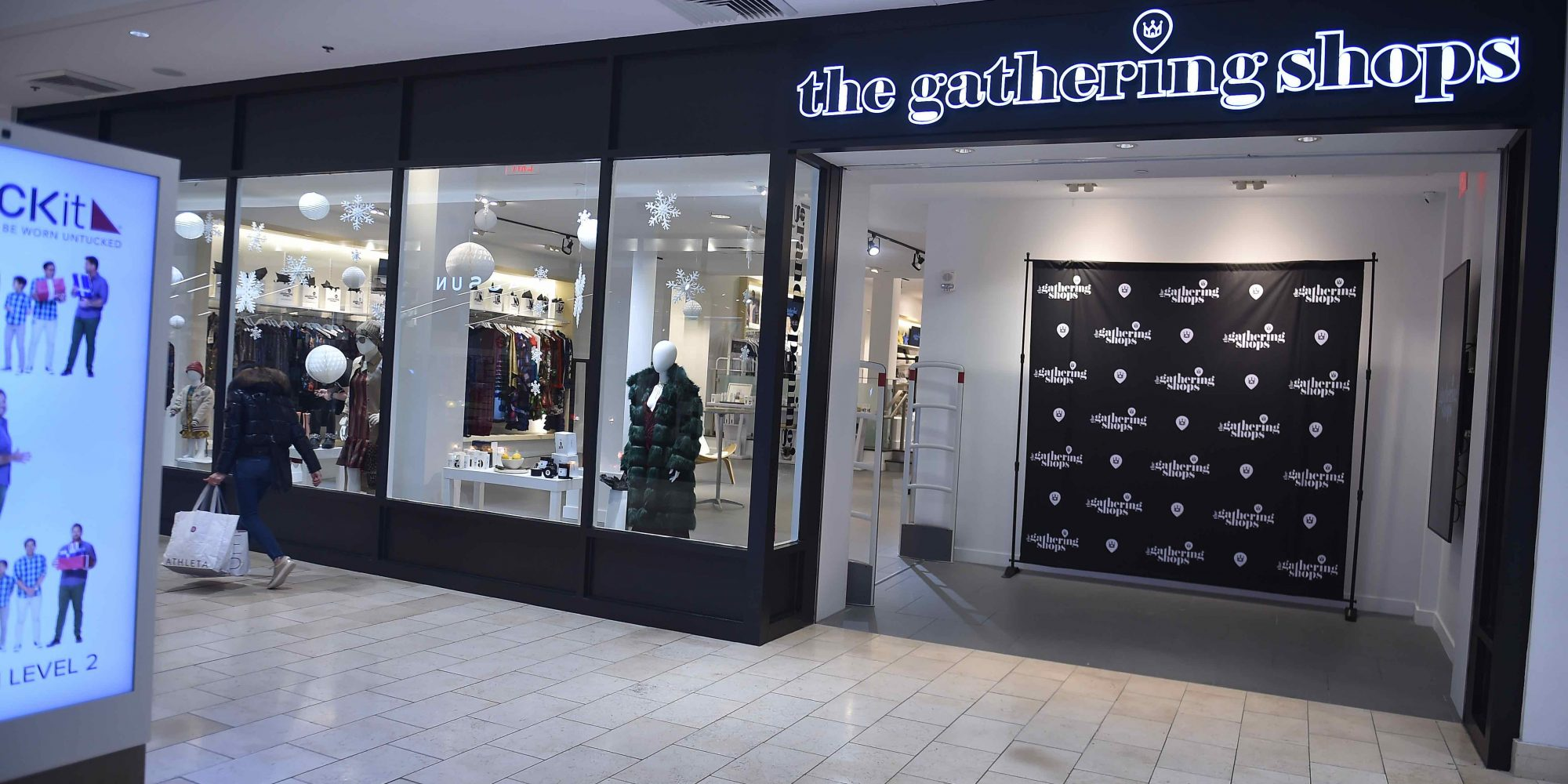 The Gathering Shops Provides A Retail Platform For Emerging Brands In A Busy Shopping Center