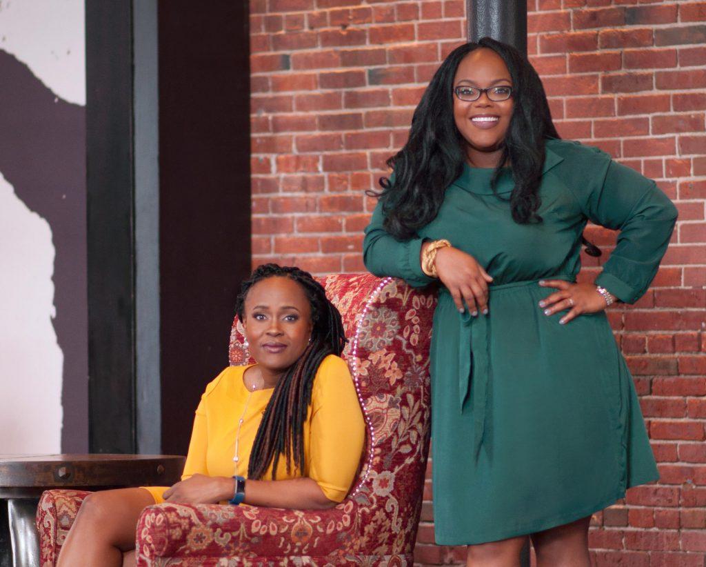 Bolden founders Chinelo Chidozie and Ndidi Obidoa