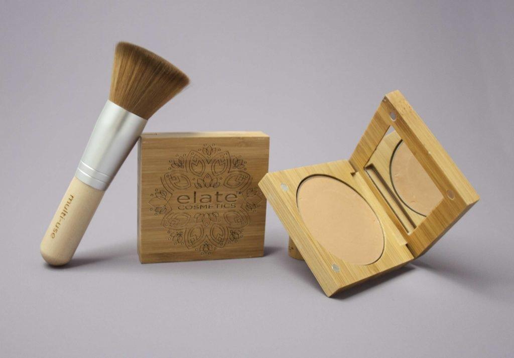 Elate Cosmetics refillable packaging