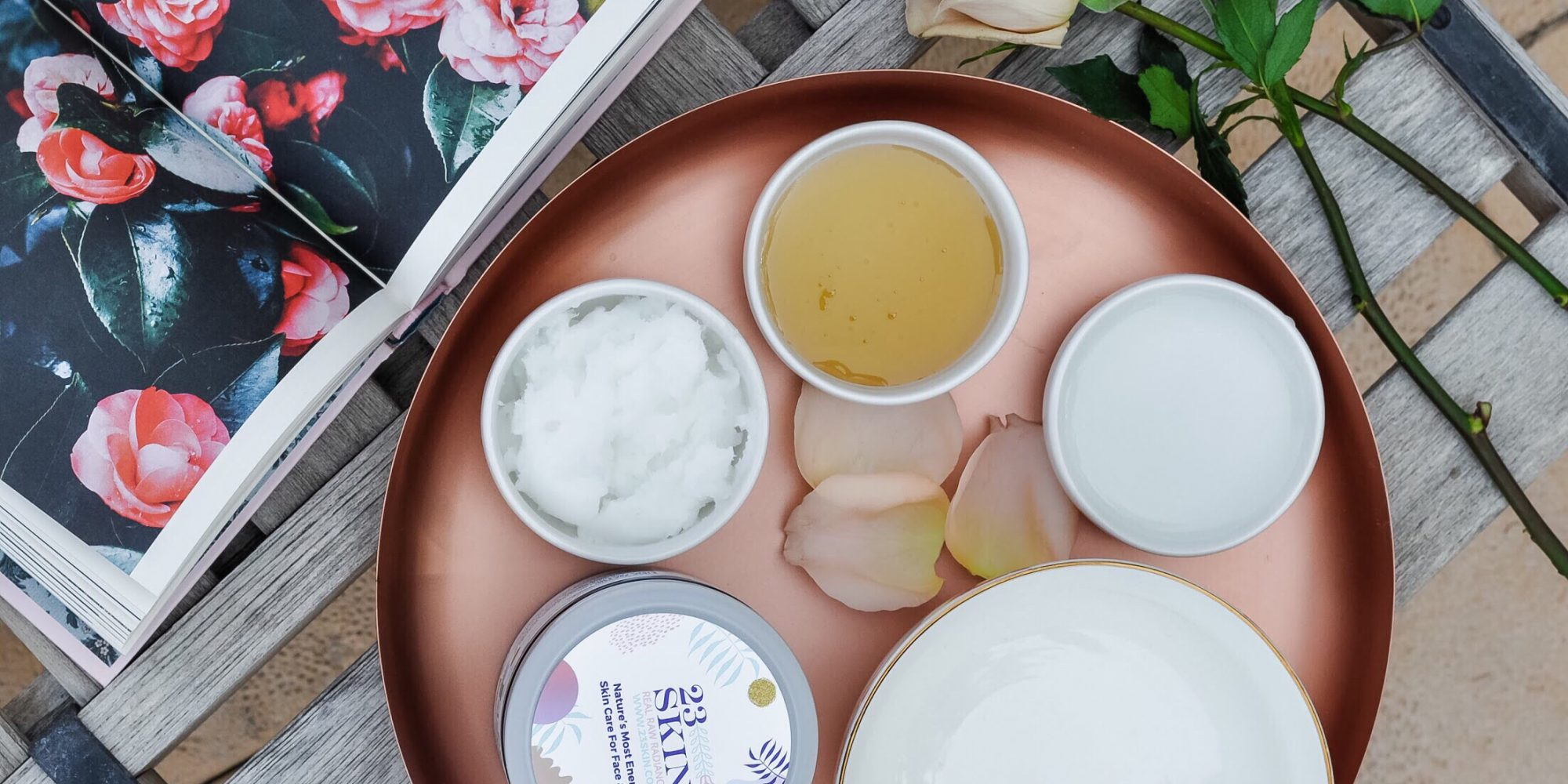 Shiri Sarfati Follows In Her Mother And Repêchage Founder Lydia Sarfati's Footsteps With The Creation Of DIY Skincare Brand 23Skin