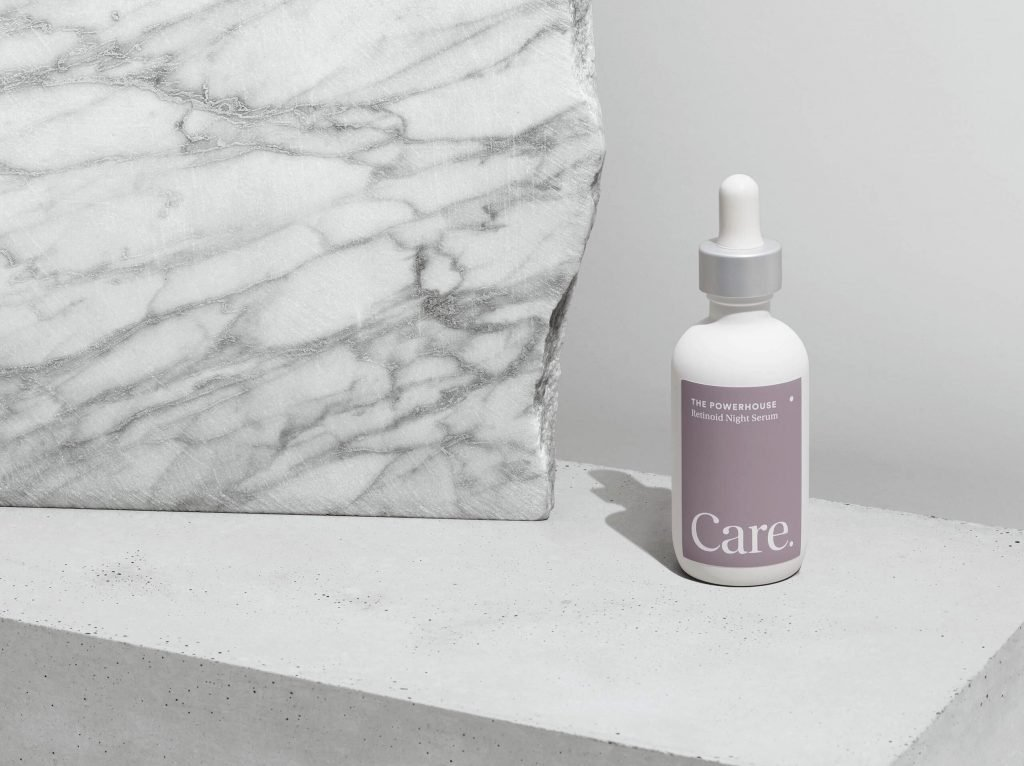 Digital Brands' Skincare Brand Care's Tireless Night Serum