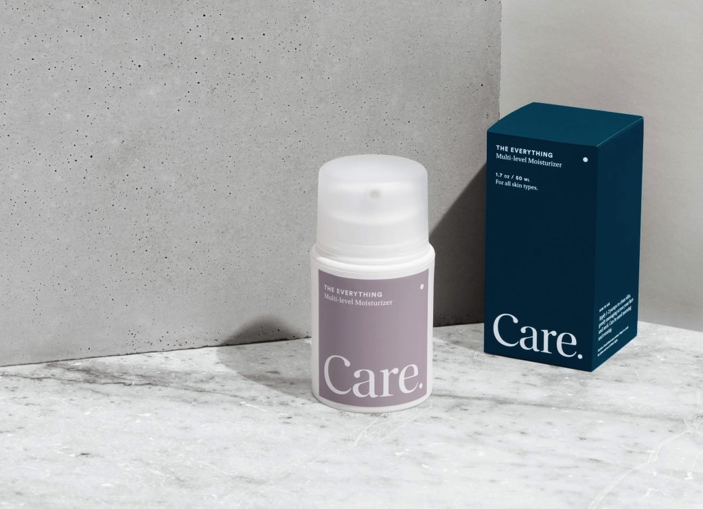 Digital Brands' Skincare Brand Care's hero products
