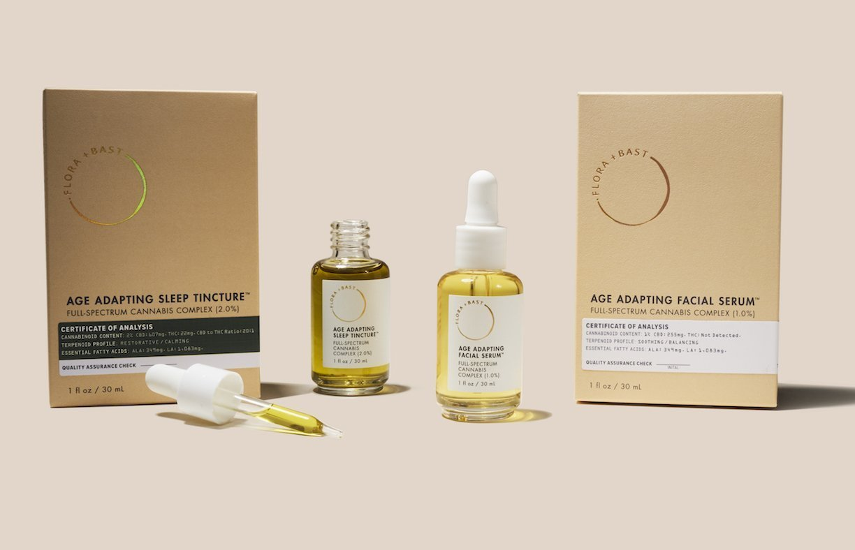 Flora + Bast, A CBD Brand With A Contemporary Take On Anti-Aging, Heads To Sephora And Barneys New York