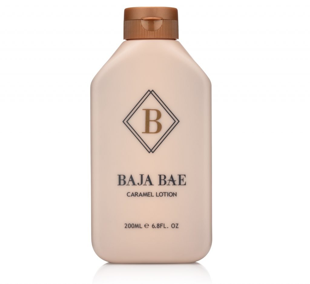 The tanning brand Baja Bae has sold out three times on Amazon.