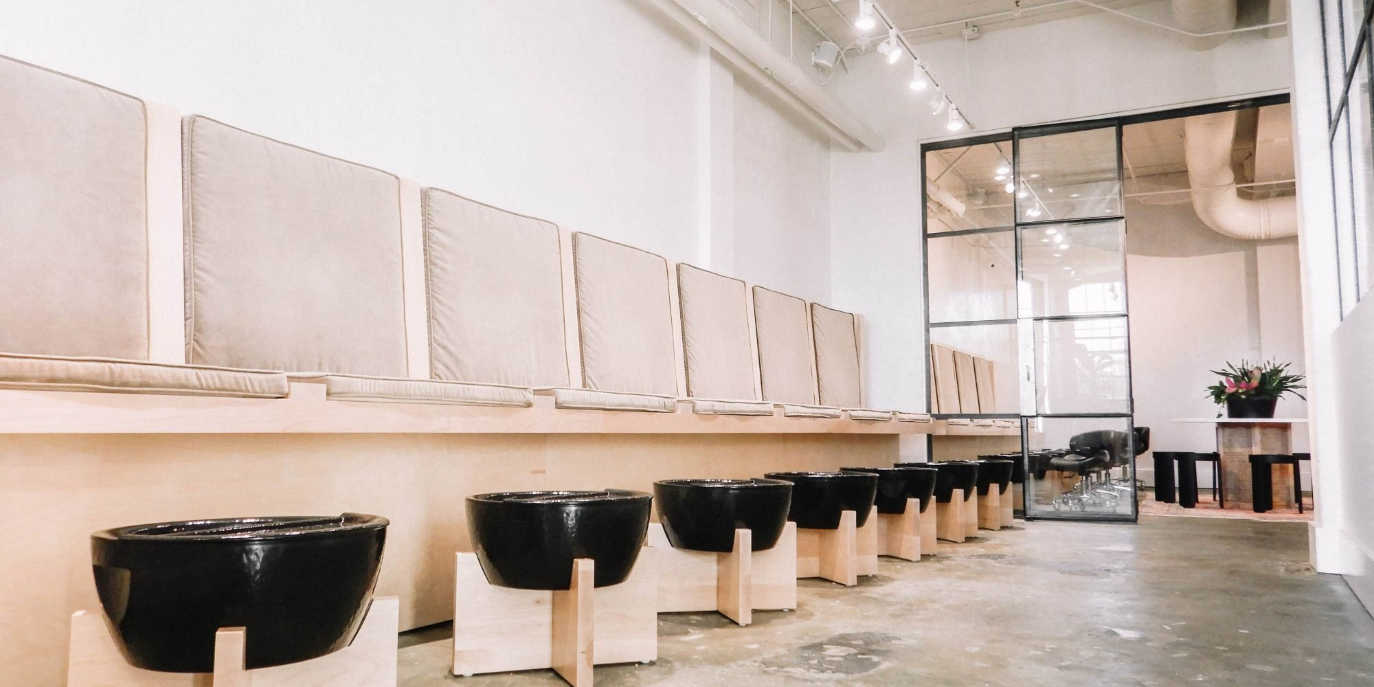 """The Tenoverten Of The Southeast"": Clean Nail Salon The Water Room Opens In Charleston, Plans To Expand Elsewhere"