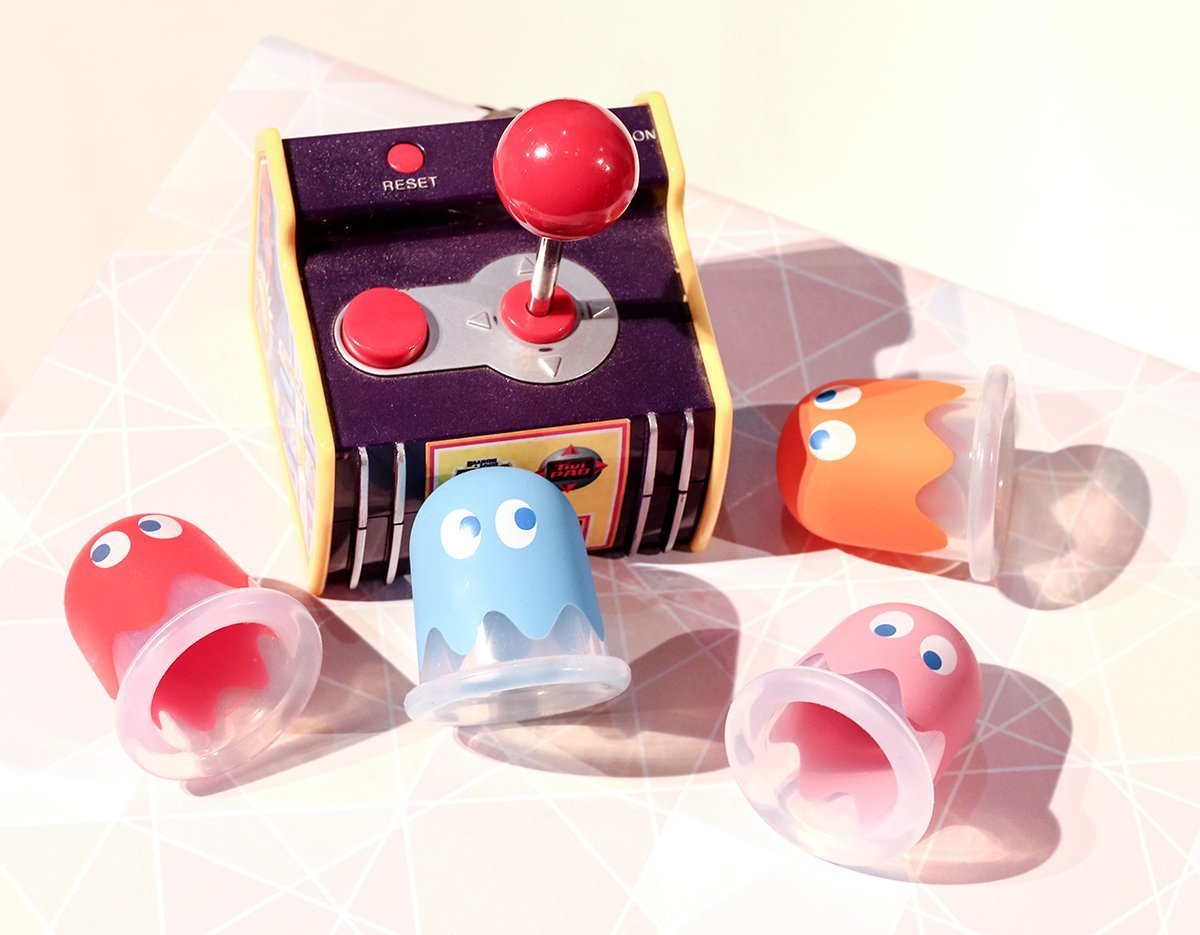 Cupping doesn't get too serious at the brand Cellu-cup, which turns to the classic video game Pac-Man to make its packaging zing.(The Biggest Beauty Trends From The First IBE Berlin)