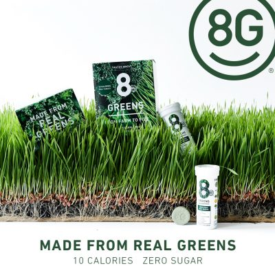 Fast-Growing Wellness Supplement Brand 8Greens Receives Minority Investment From Prelude Growth Partners