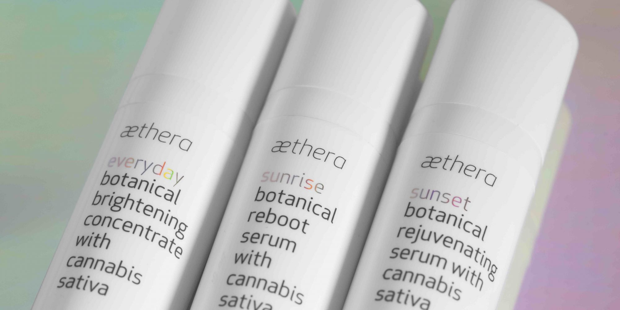 New Skincare Brand Aethera Offers A Gateway To Cannabis Beauty