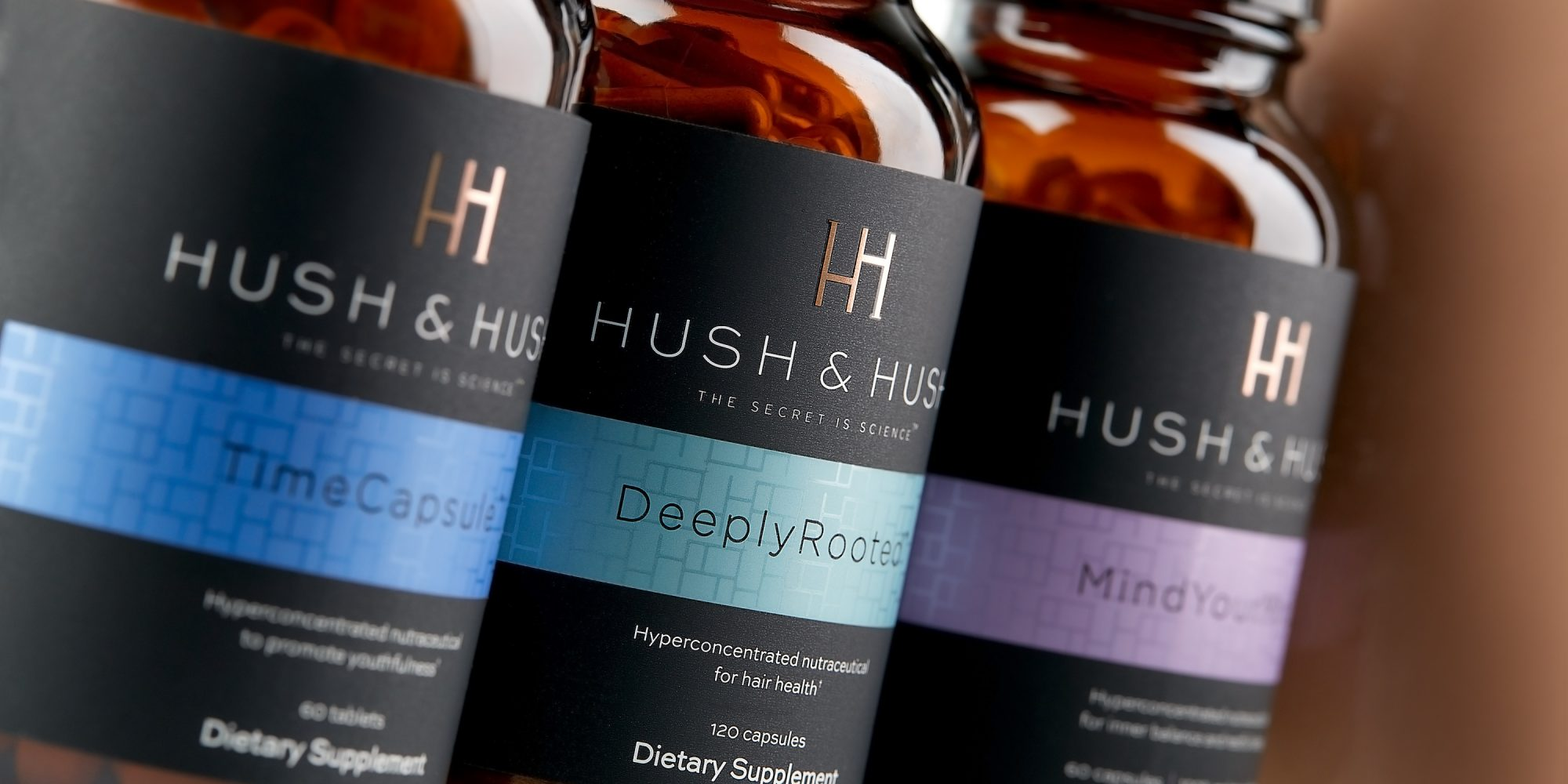 The Couple Behind Image Skincare Tackles Inside-Out Beauty With New High-End Range Hush & Hush