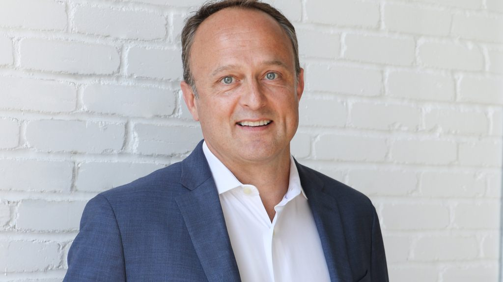 Rare Beauty Brands and Patchology president and CEO Chris Hobson