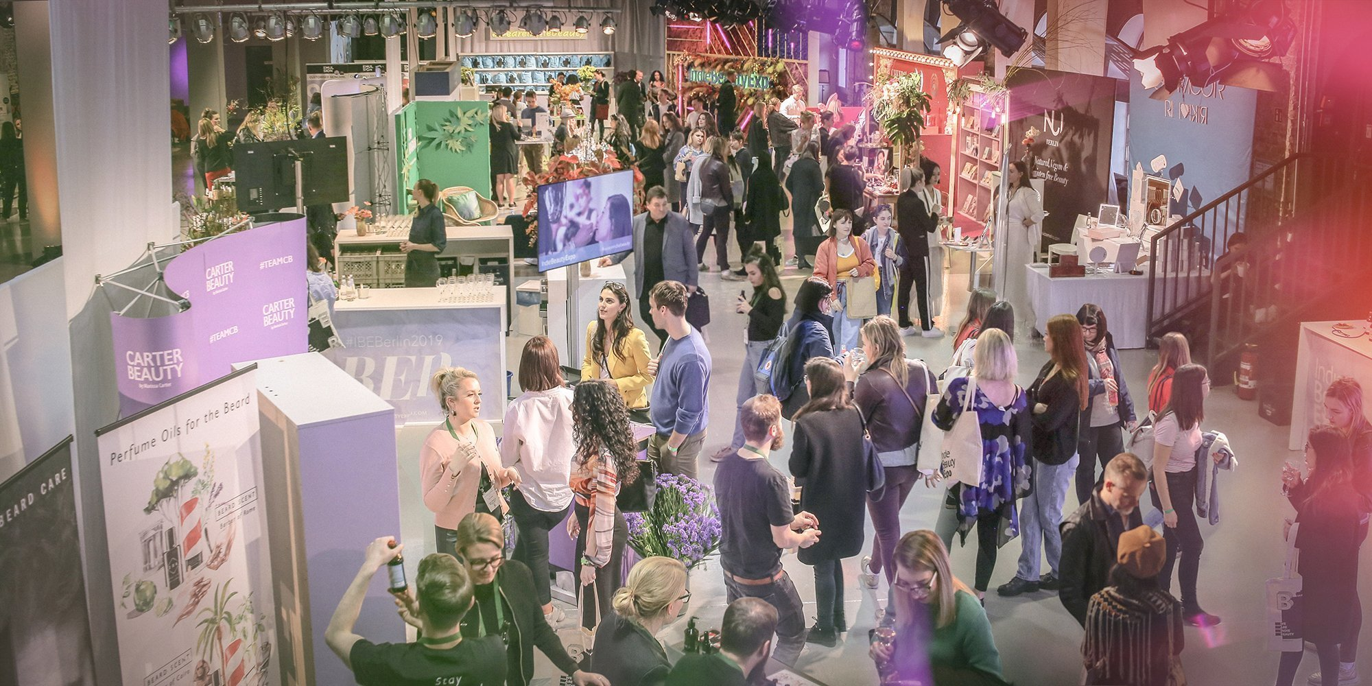 Anthology Of Independent Beauty Reveals Buyers' And Consumers' Favorite Brands From IBE Berlin