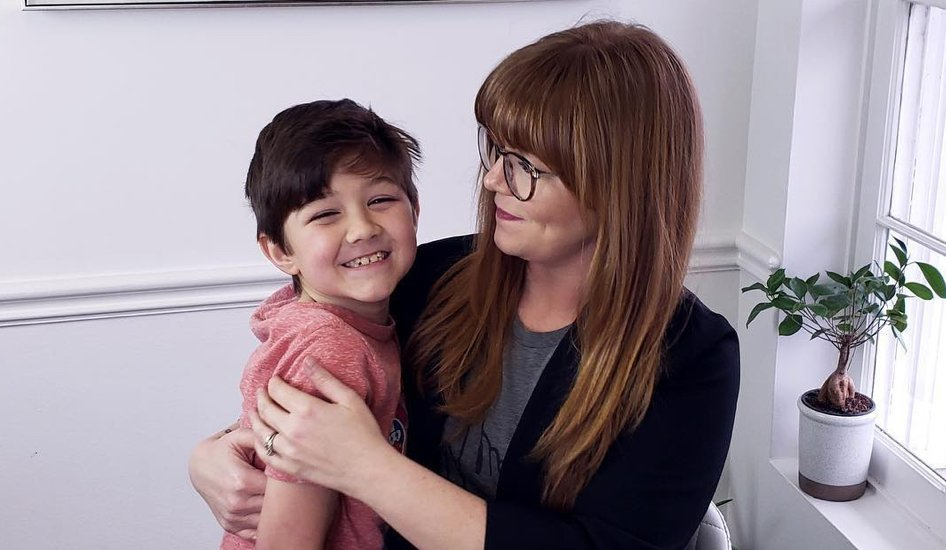 Krystn Keller's Effort To Stop Her Son's Eczema Has Turned Into A Growing Brand That Caught YouTube's Attention