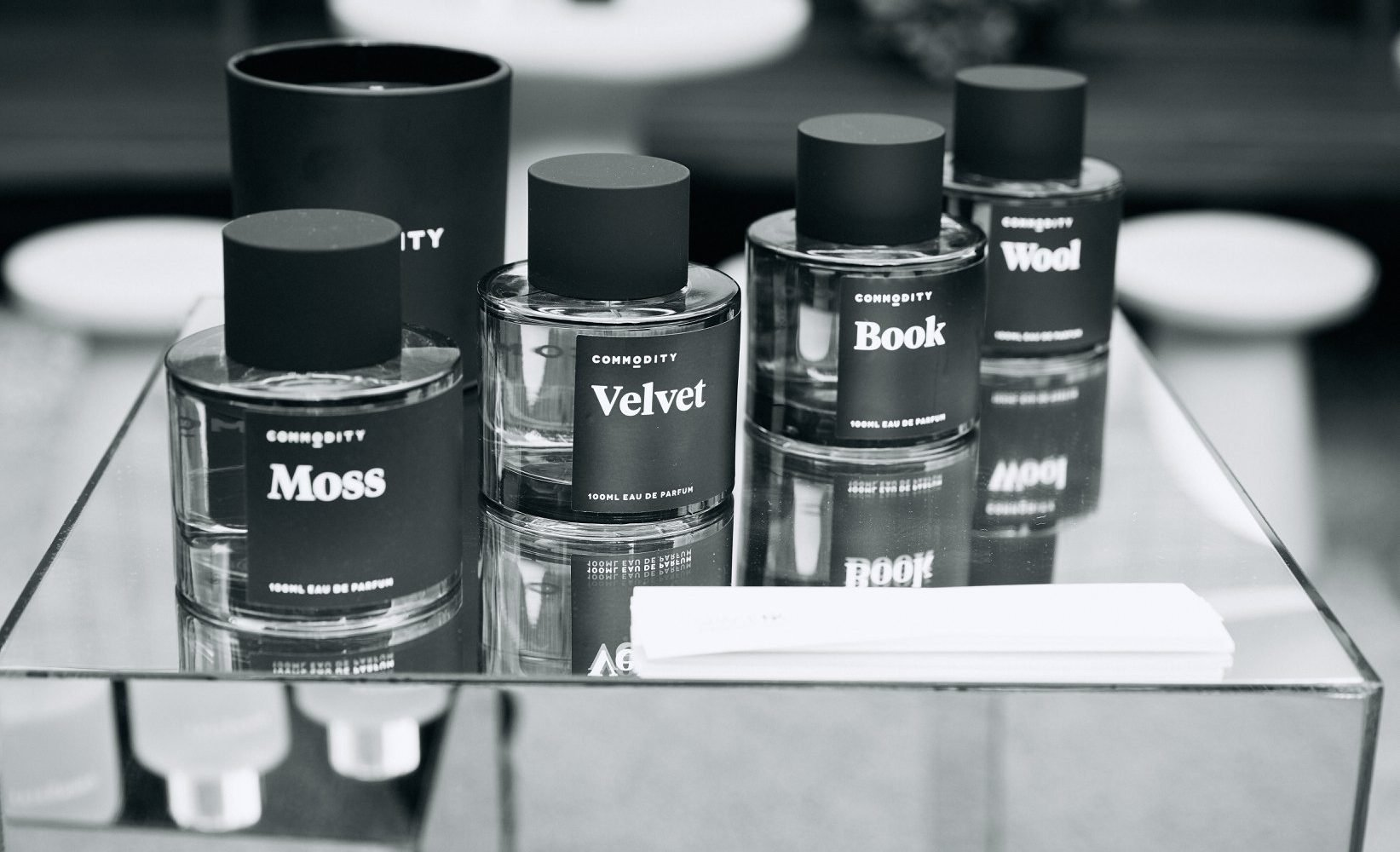 Once-Promising Niche Fragrance Brand Commodity Seems To Have Come To An End