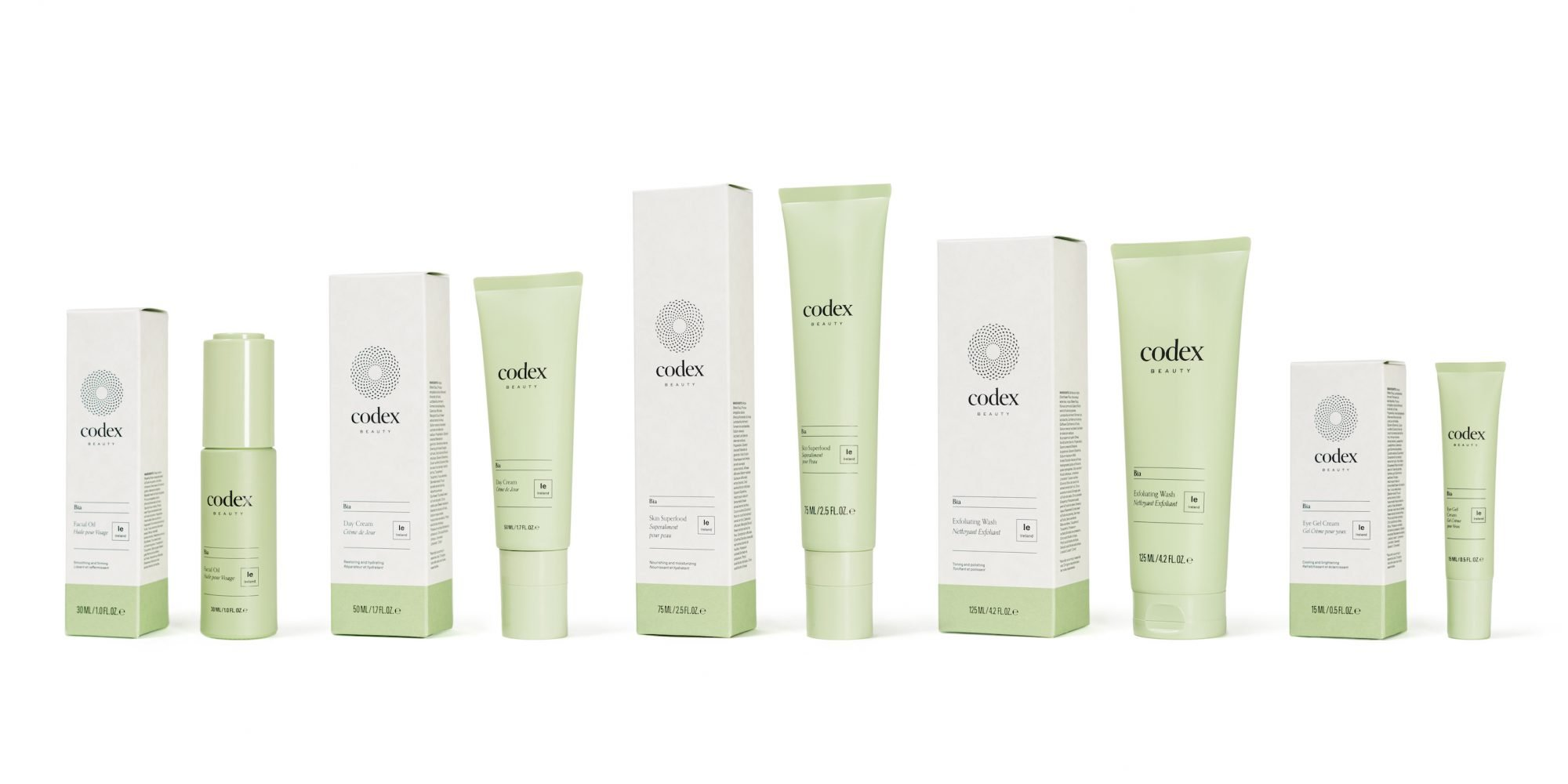 Multibrand Company Codex Beauty Launches With Irish Skincare Line Bia