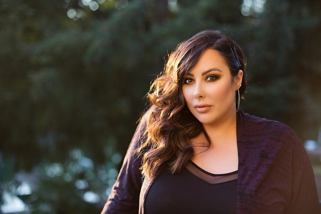 Marlena Stell, founder and CEO of Makeup Geek
