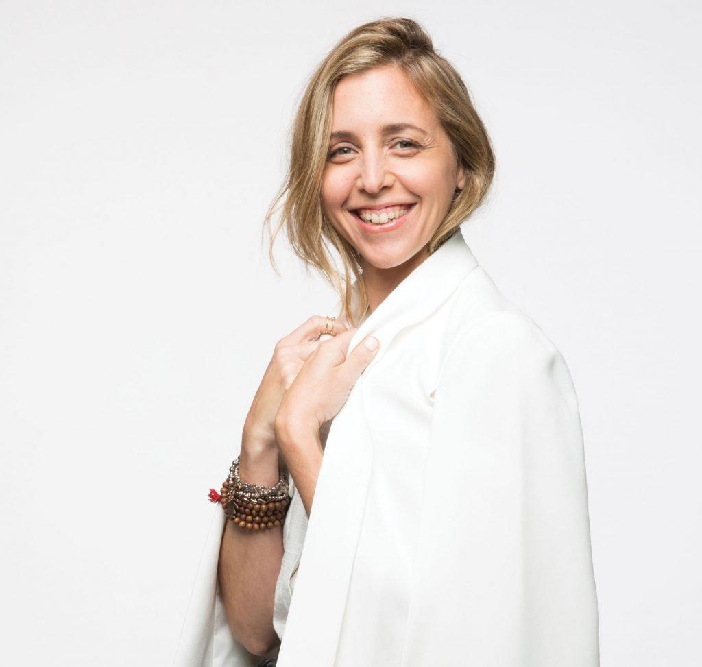 SpaRitual founder Shel Pink