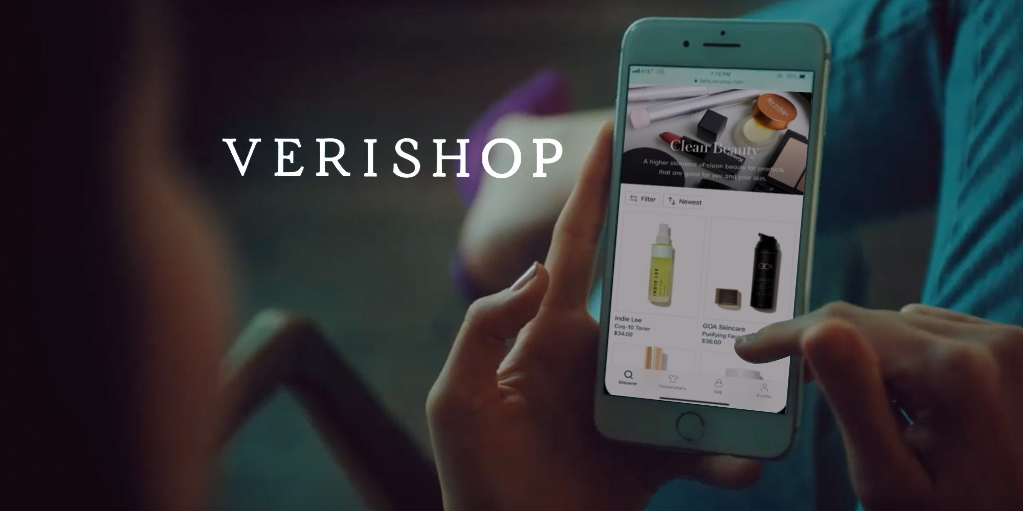 New E-tailer Verishop's Beauty Selection Is Starting With Upscale Clean Brands Before Broadening Its Reach