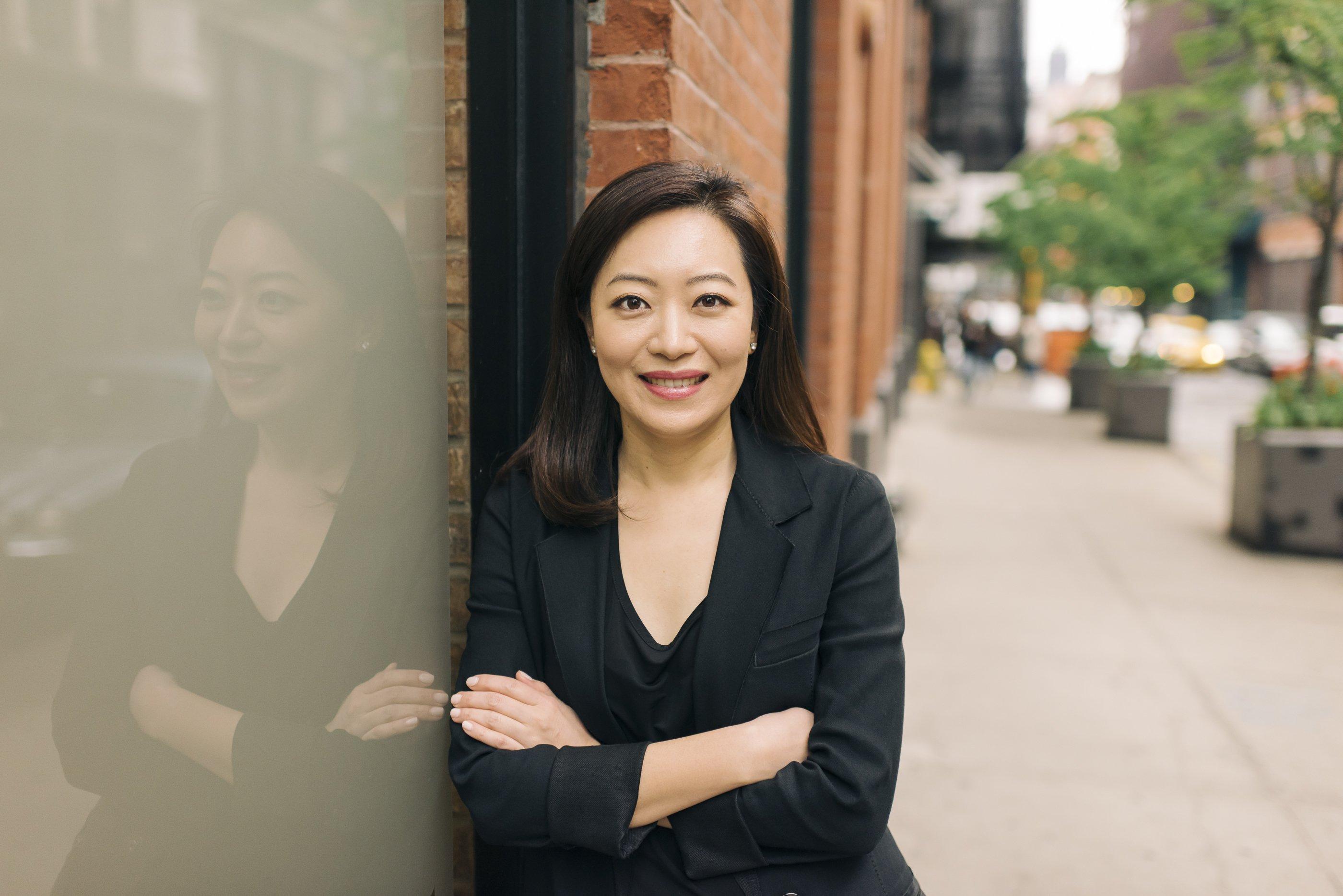 Hero Cosmetics founder and CEO Ju Rhyu