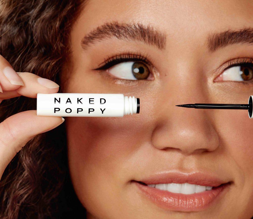 NakedPoppy's Clean Liquid Eyeliner