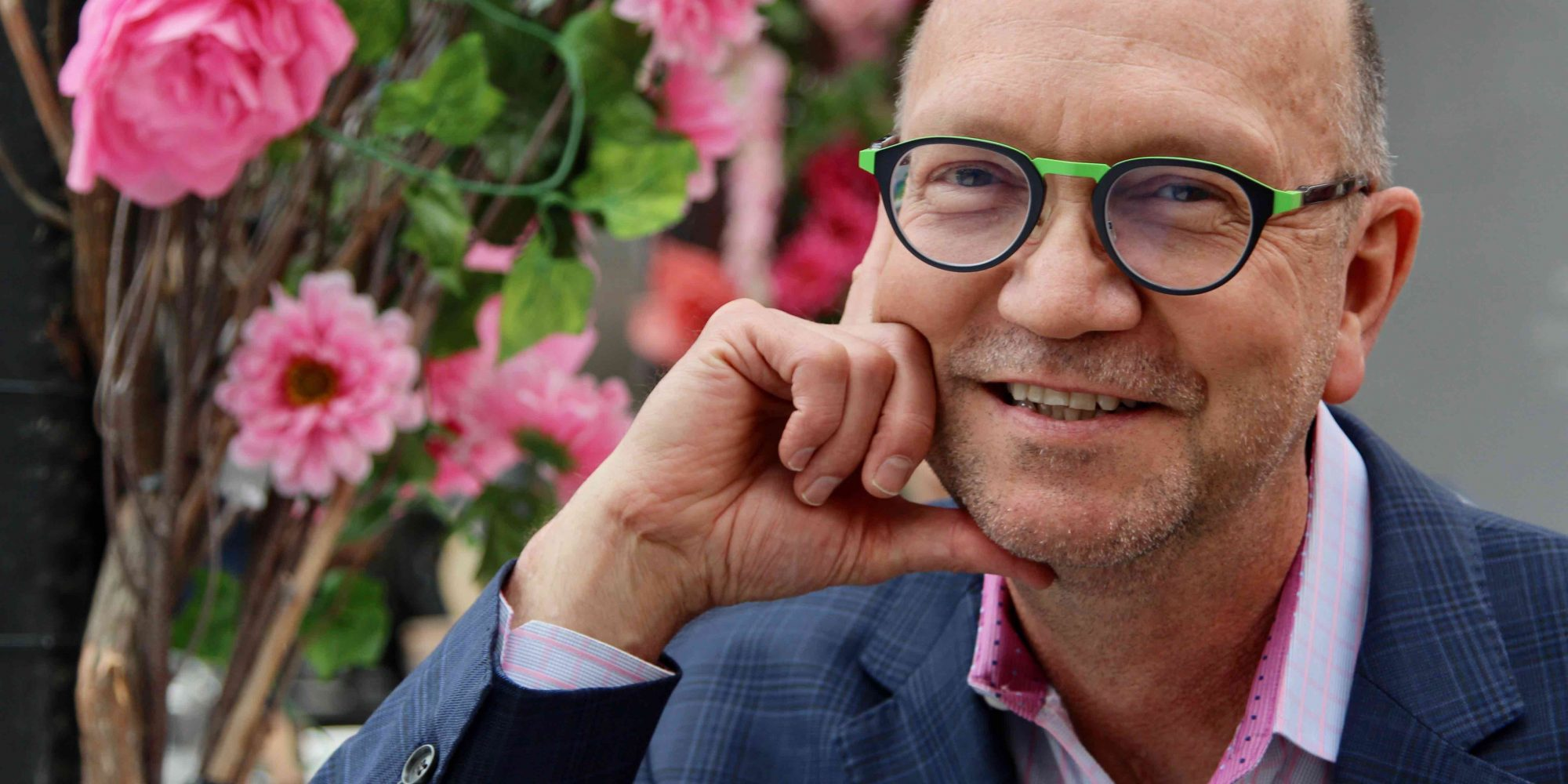 How Clarisonic Co-Founder Robb Akridge Is Prepping For His Return To The Beauty Device Category