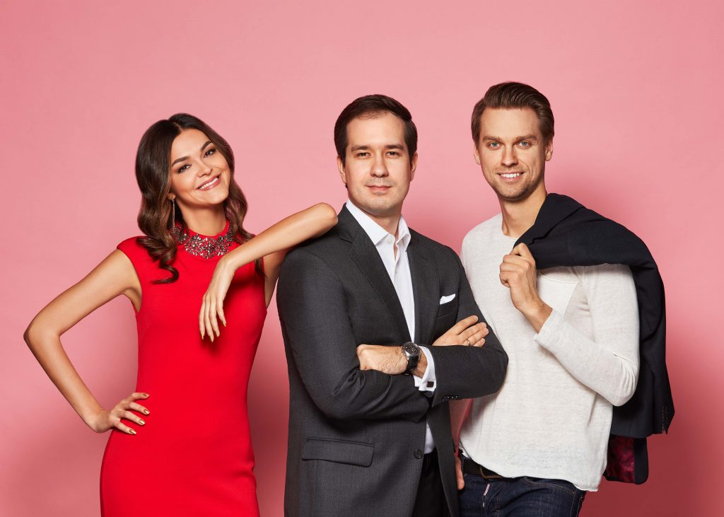 Mariya Nurislamova, Andrei Rebrov and Sergei Gusev are co-founders of Confessions of a Rebel's parent company Scentbird.