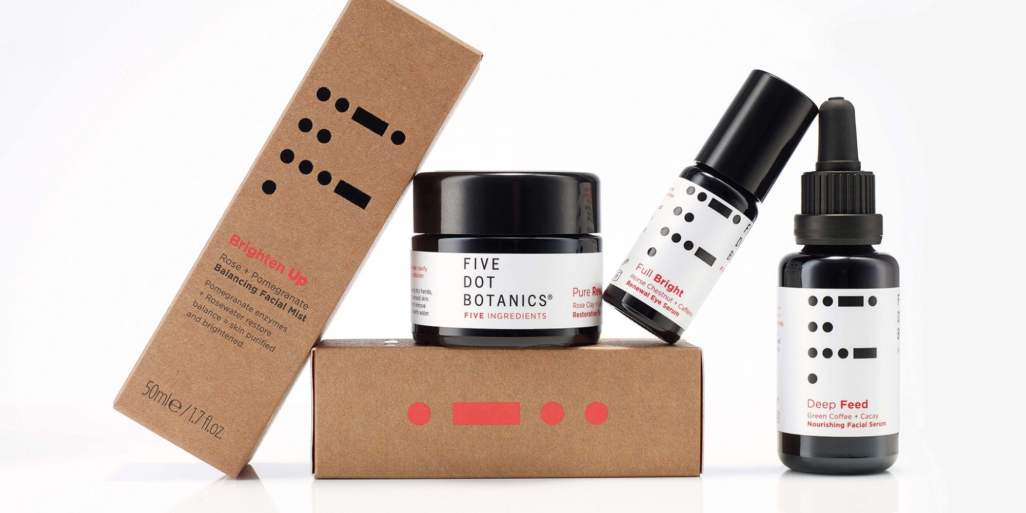 Five Dot Botanics Aims To Be More Than Just Another Minimalist Indie Beauty Brand