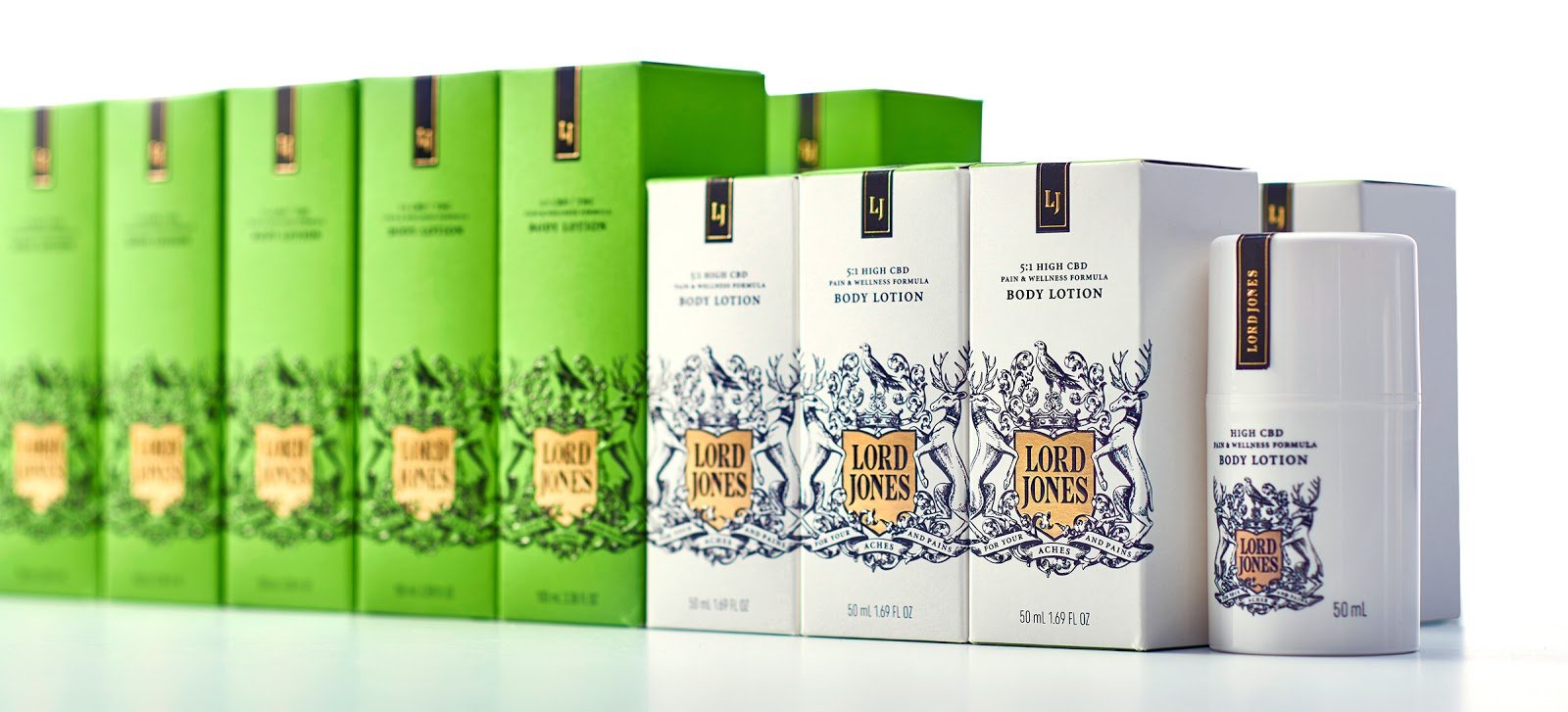 Lord Jones' CBD Competitors Could Follow Its $300M Deal With Jackpots Of Their Own