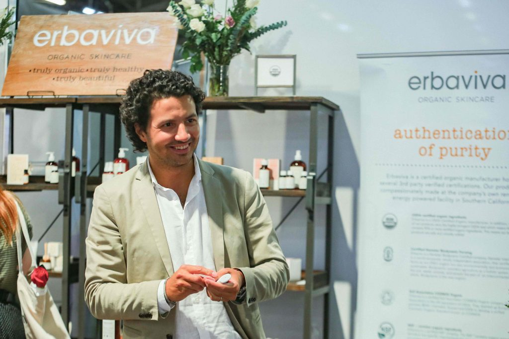 Romain Gaillard, founder and CEO of The Detox Market
