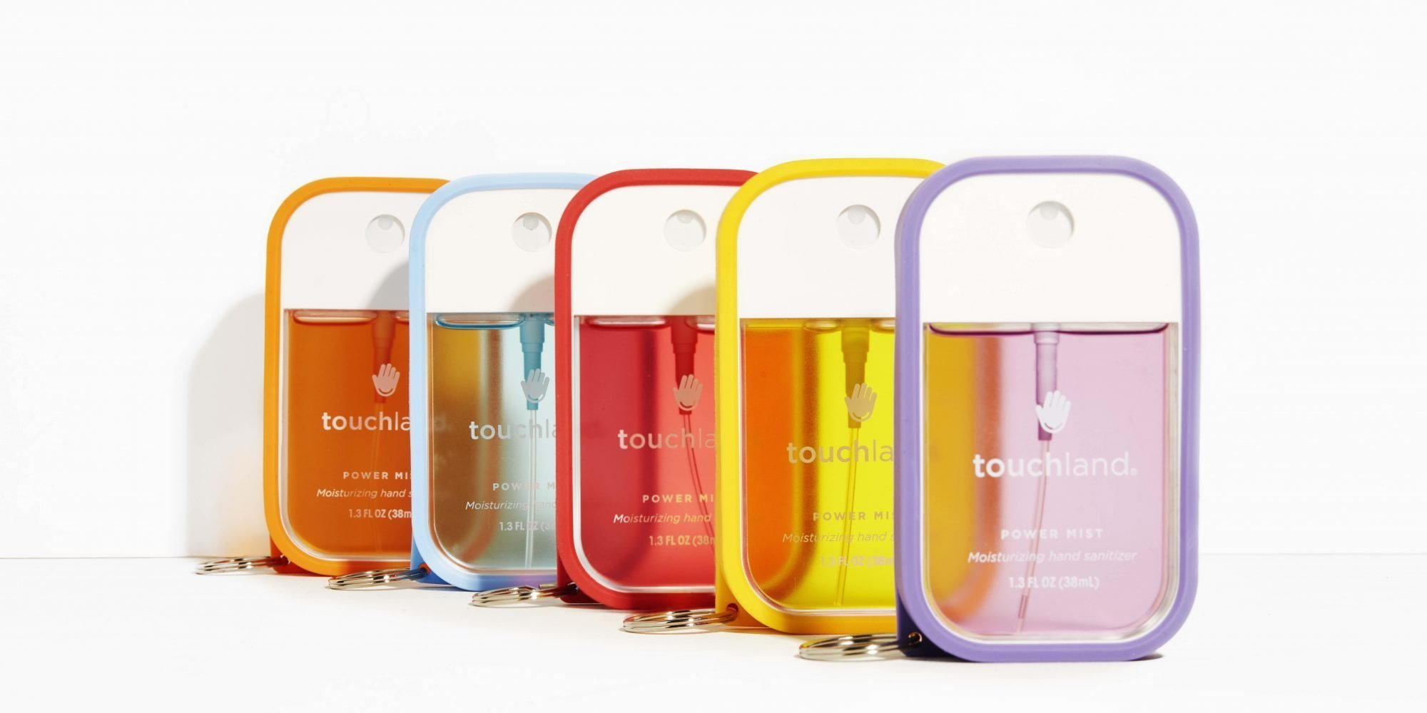 Hand Sanitizer Startup Touchland Is Making Killing Germs Cool