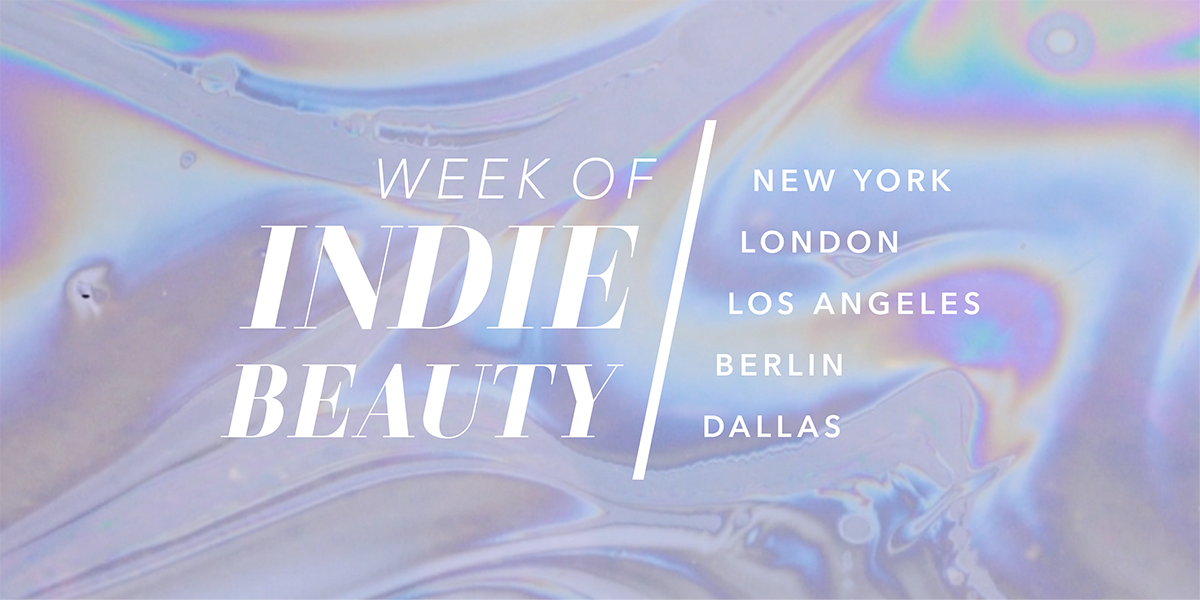 IBMG Heralds First-Ever Week Of Independent Beauty