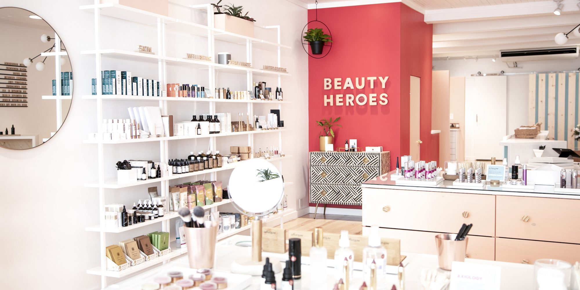 Beauty Heroes Brings Its Product Curation Capabilities To A New Northern California Store