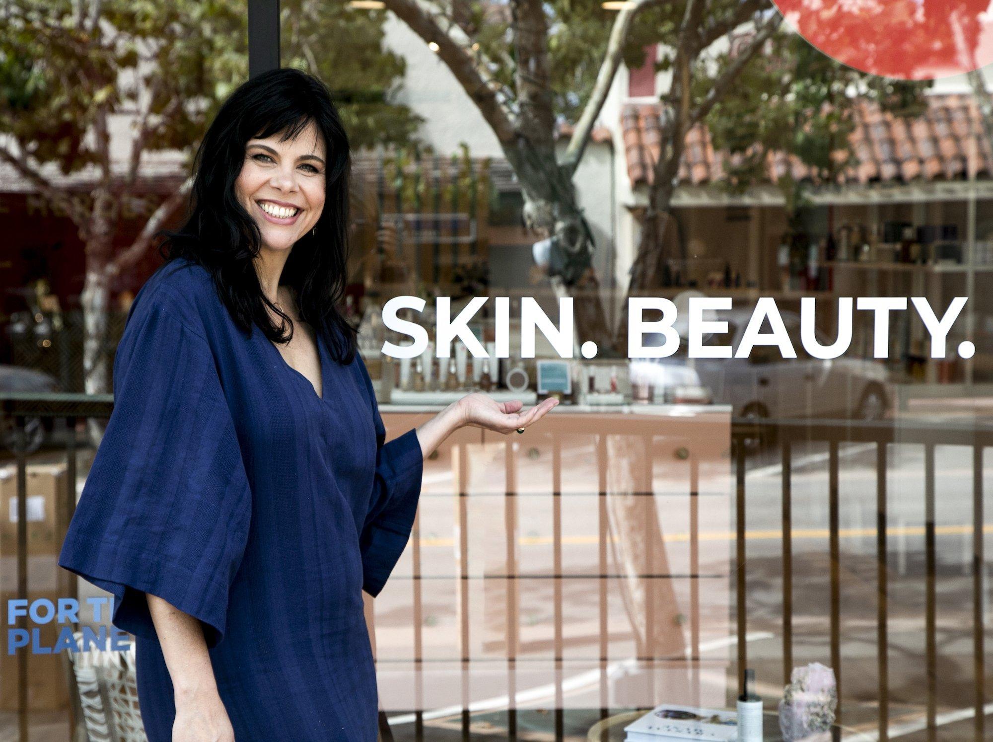 Beauty Heroes founder Jeannie Jarnot