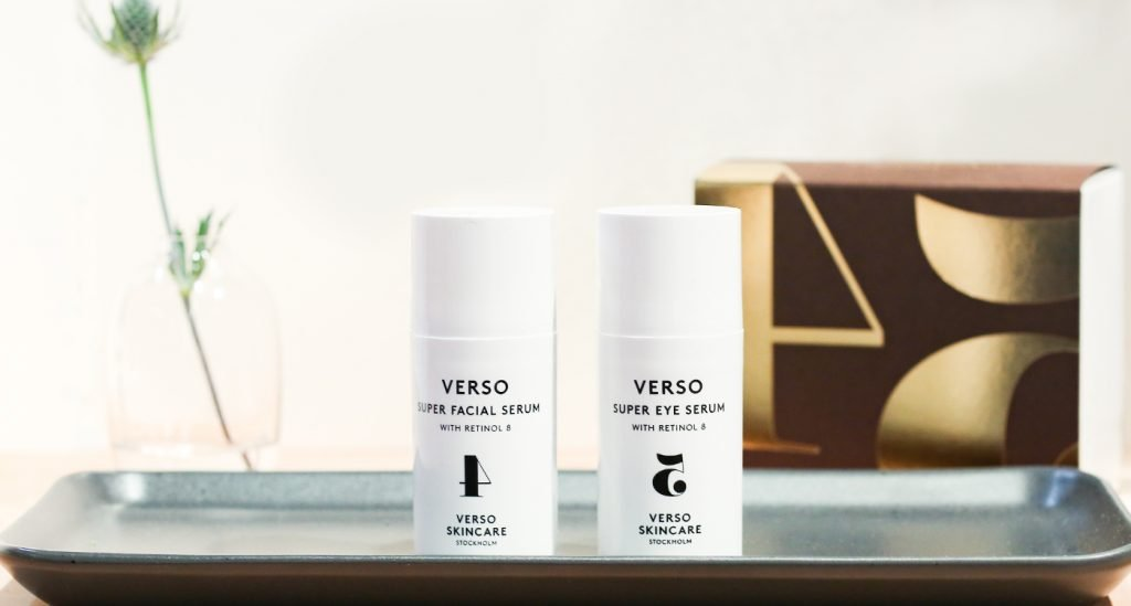 While fears of a possible recession mount, many skincare brands contend consumers will still spend big bucks for sophisticated skincare. Verso Skincare's customers flock to its Verso Super Facial Serum, which is priced at $130 for a 1-oz. size. (IBE NY 2019 Beauty Trends)