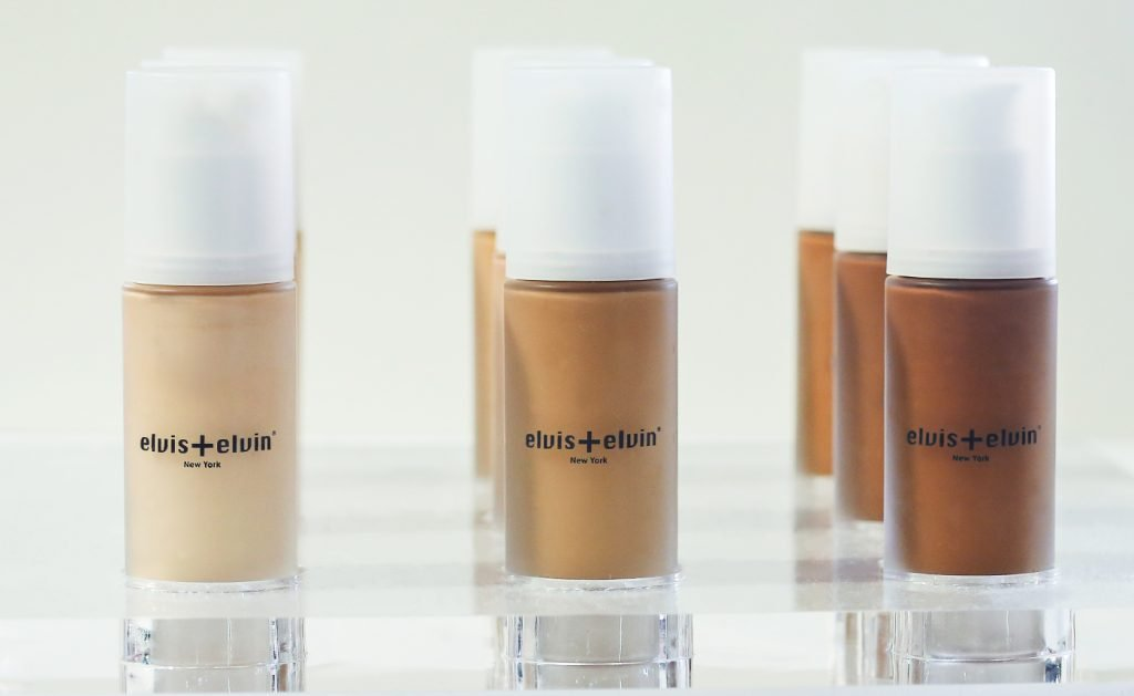 Elvis+Elvin is extending from skincare to cosmetics with Floral Brightening Anti-Pollution Foundation, a complexion product designed to combat the effects of environmental pollution on the skin. (IBE NY 2019 Beauty Trends)