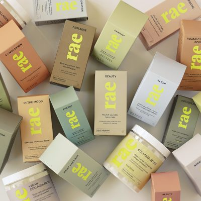 Women's Wellness Brand Rae Raises $9.5M From Power Plant Partners, M13 And Able Partners